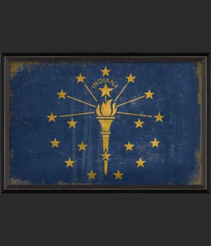 BC Indiana State Flag
