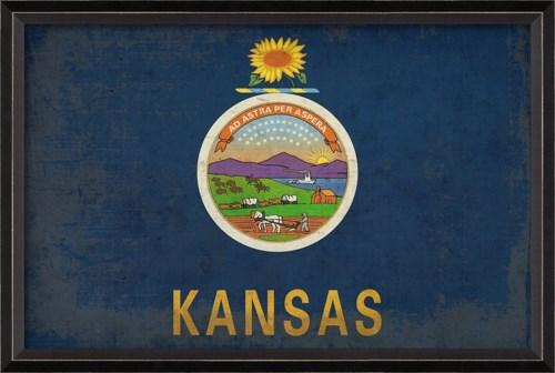 BC Kansas State Flag