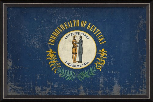 BC Kentucky State Flag