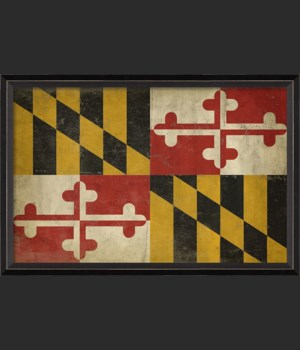 BC Maryland State Flag