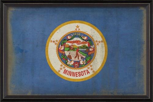 BC Minnesota State Flag