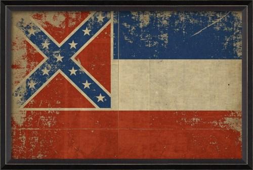 BC Mississippi State Flag