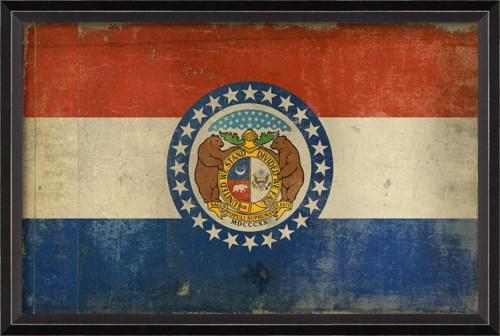 BC Missouri State Flag
