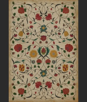 Williamsburg - Floral - Abigail 52x76