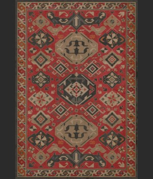 Williamsburg - Traditional - All Spice 52x76