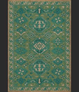 Williamsburg - Traditional - Mint 70x102