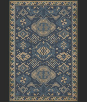 Williamsburg - Traditional - Nankeen 70x102