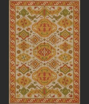 Williamsburg - Traditional - Saffron 70x102