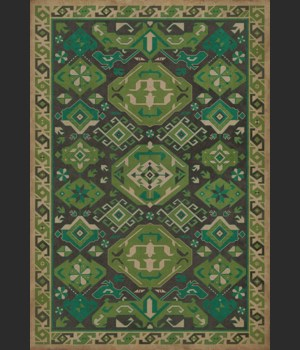 Williamsburg - Traditional - Thyme 70x102