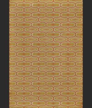 Williamsburg - Wavy Lines - Goldsmith 70x102