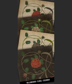 Swatch Set WILLIAMSBURG Floral