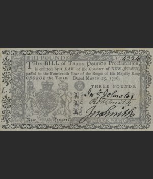 Williamsburg - Currency - A Dime a Dozen 20x37