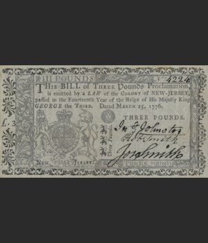 Williamsburg - Currency - A Dime a Dozen 52x96