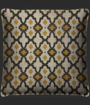 Pattern 31 Rajha Pillow