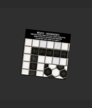 Swatch Set Mosaic E HPS