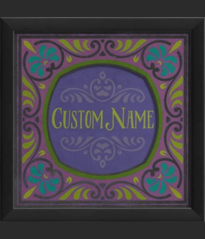 EB Curiouser and Curiouser CUSTOM NAME