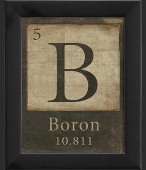 EB 5-B-Boron