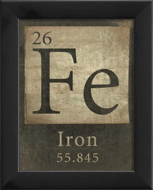 EB 26-Fe-Iron