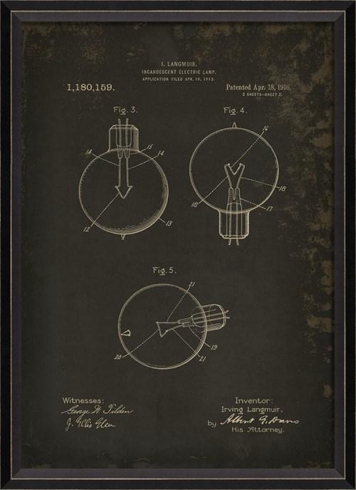 BC Langmuir Patent US 1180159 B on Black Sm