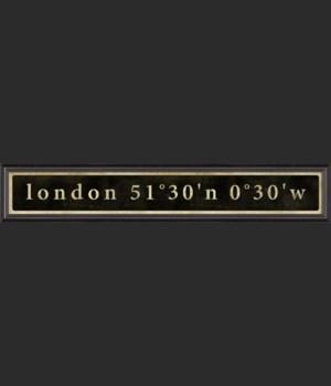 BC London Coordinates