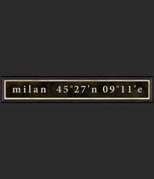 BC Milan Coordinates