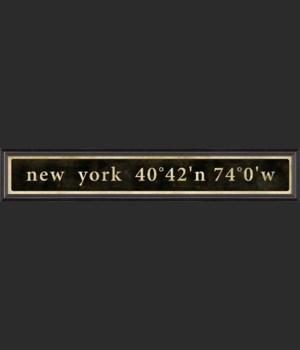 BC New York Coordinates