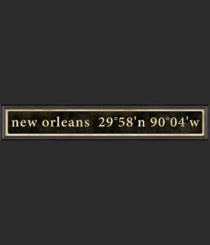 BC New Orleans Coordinates