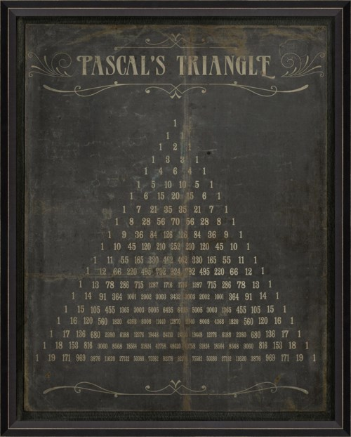 BC Pascals Triangle