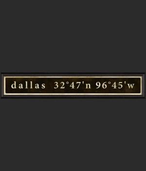 BC Dallas Coordinates