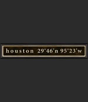 BC Houston Coordinates