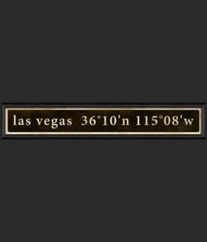 BC Las Vegas Coordinates