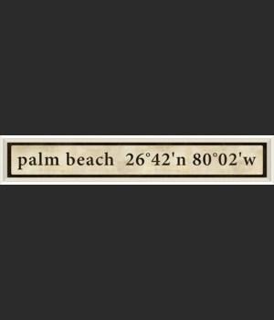 WC Palm Beach Coordinates