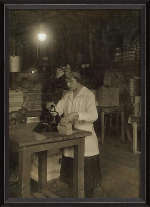BC Boston Card Company 1917