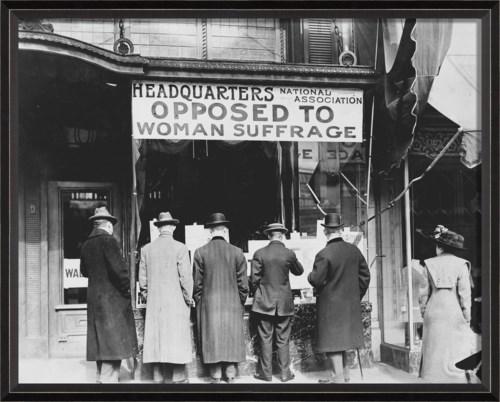 BC National Anti-Suffrage Headquarters