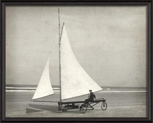 BC Sailing on the Beach I