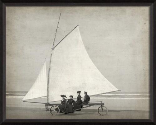 BC Sailing on the Beach II