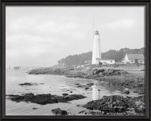 BC Lighthouse Point 1900