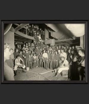 BC Boxing Match 1901