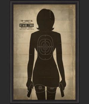 BC Human Target Female