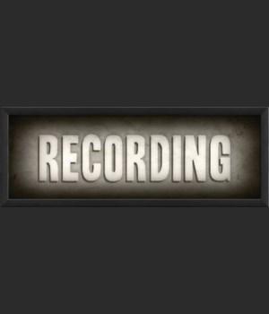 EB Theater Sign Recording