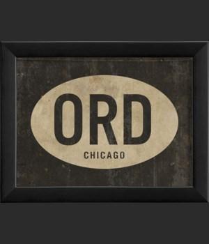 EB ORD Chicago