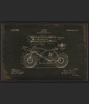 BC Pamer Motorcycle 1107990 Black med