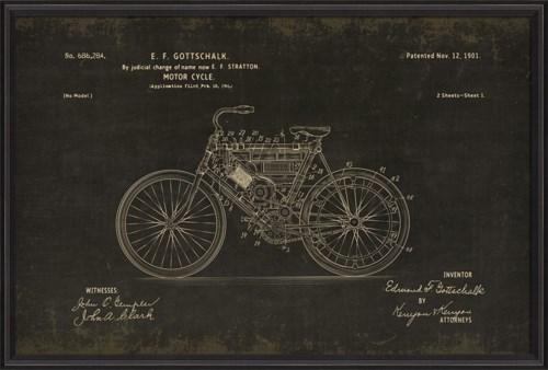 BCBL Motorcycle Gottschalk 686284 black xl