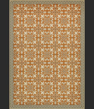 Pattern 55 the Heat of Summer 70x102