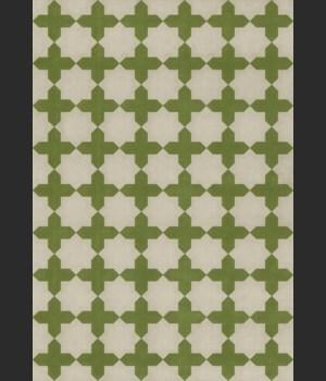 Pattern 23 Olive Tree 70x102