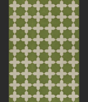Pattern 23 Nor Any Green Thing 70x102