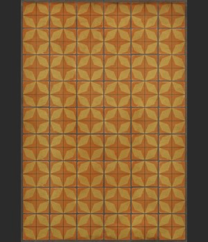 Pattern 54 Fireball 70x102