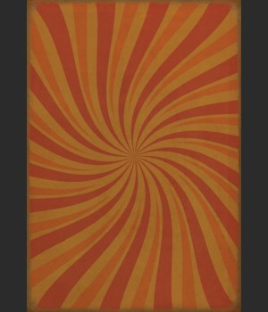 Pattern 59 Fire Whirl 70x102