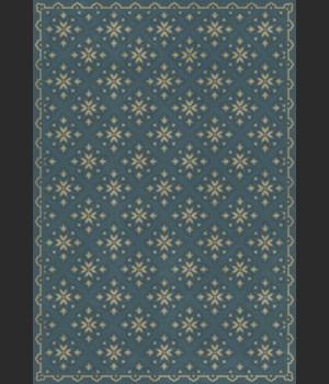Pattern 45 Indigoticus 70x102