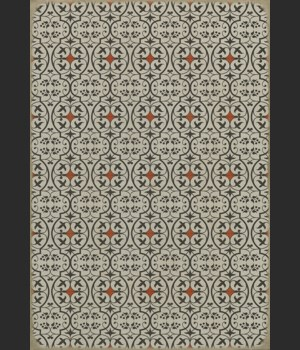 Pattern 51 Whats black and white and red all over 70x102